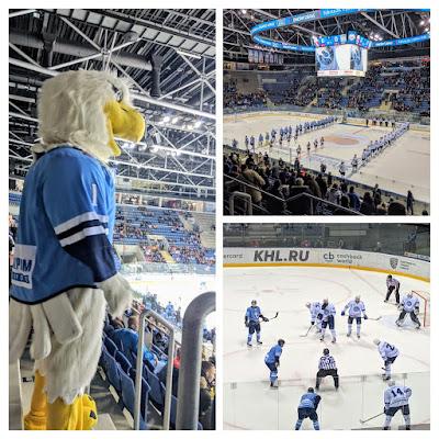 Why visit Bratislava in winter: Catch an HC Slovan ice hockey match