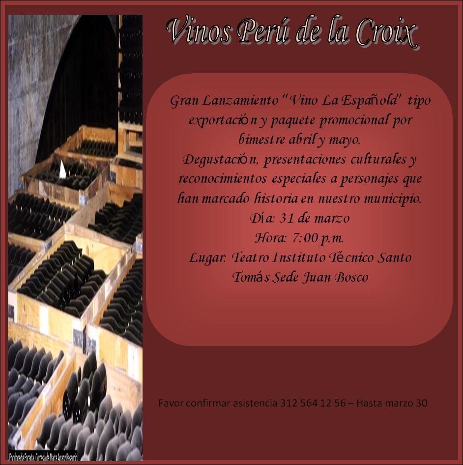 Invitación Lanzamiento Tarjeta Imagui