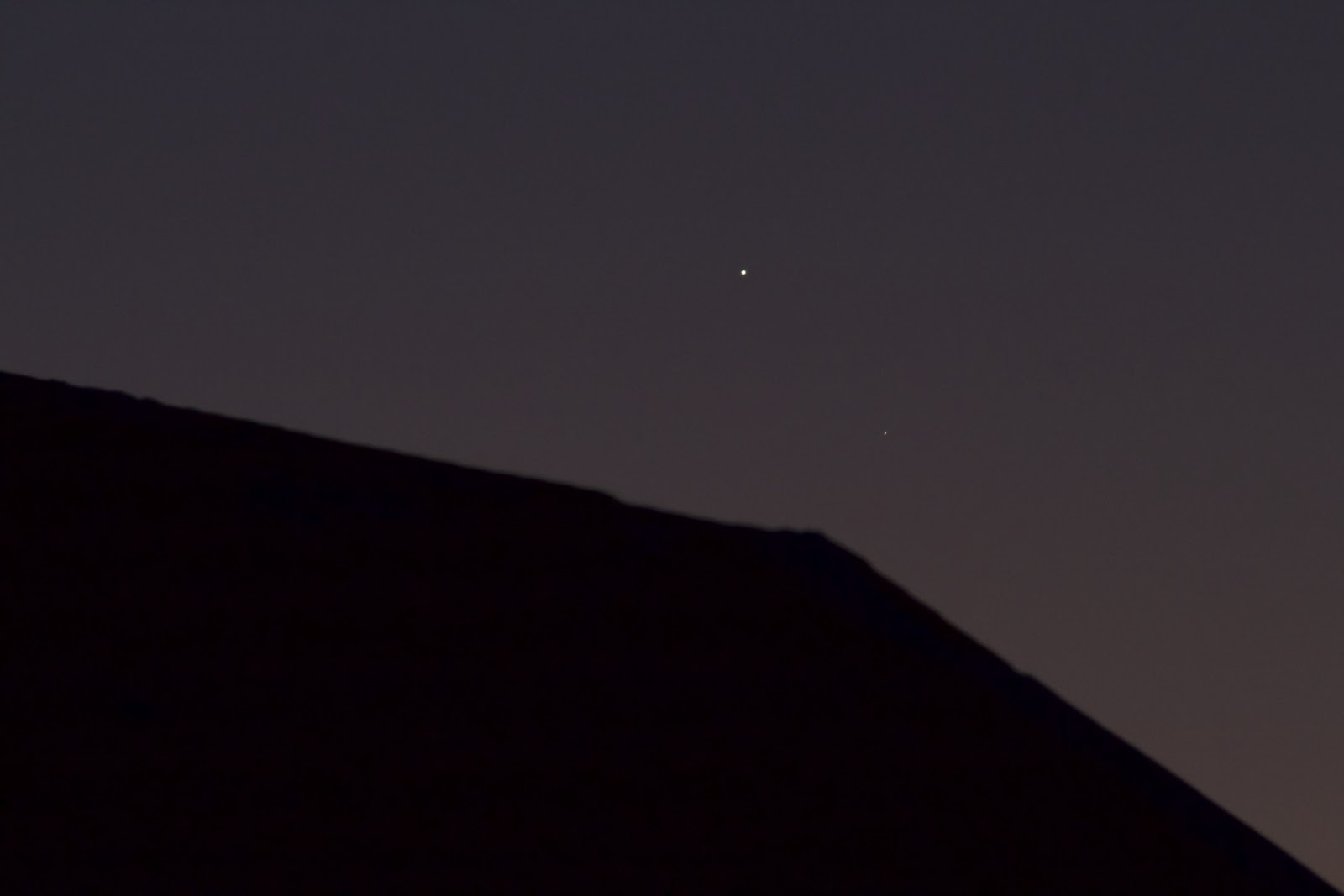 venus mercury conjunction january 2015