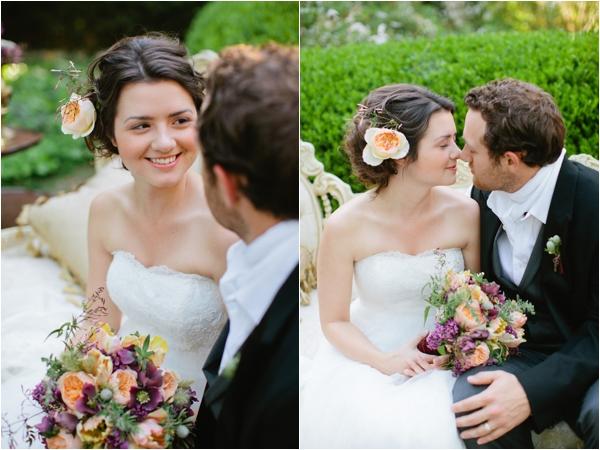 Pride And Prejudice Wedding Inspiration By Shannon Morse