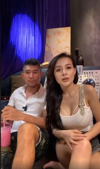 """Clip Lương Bằng Quang chê quá khứ Ngân 98 """"đùi voi, mỡ chảy"""" khi ăn mặc hở hang"""