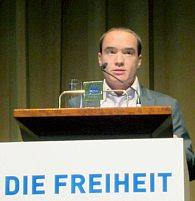 Berlin, Sept 3 2011: Kent Ekeroth