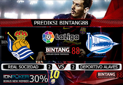 PREDIKSI SKOR REAL SOCIEDAD VS DEPORTIVO ALAVES 27 SEPTEMBER 2019