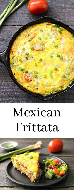 Mexican Frittata