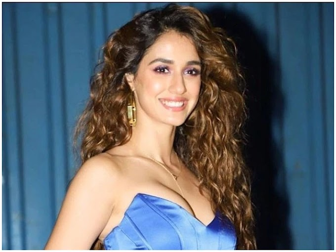 Disha Patani looked like this at the age of 17, today she has completely transformed
