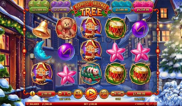 Main Gratis Slot Indonesia - Happiest Christmas Tree Habanero