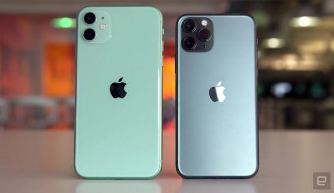 Sorteio de um iPhone 11 PRO e iPhone 11