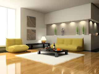 kali ini saya akan membagikan artikel Desain Desain Keramik Ruang Tamu Minimalis