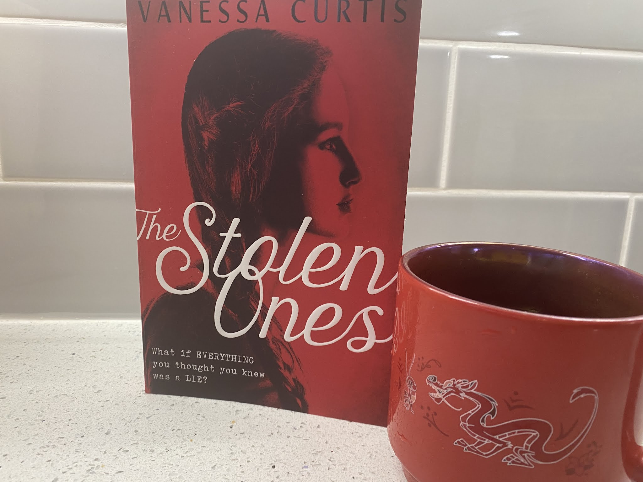 The Stolen Ones by Vanessa Curtis
