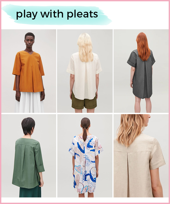 10 design hack ideas for the Stevie sewing pattern - Tilly and the Buttons