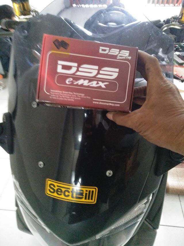 081212516464 Jasa Pasang Kontak Keyless Alarm Motor Kudus