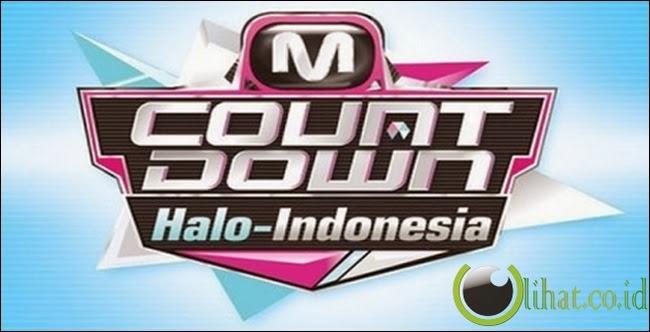 M! Countdown - Halo Indonesia Batal Digelar