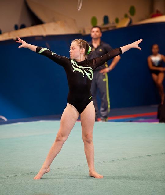 Gymnastics Zone: Gymnastics Zone Earns Top Awards