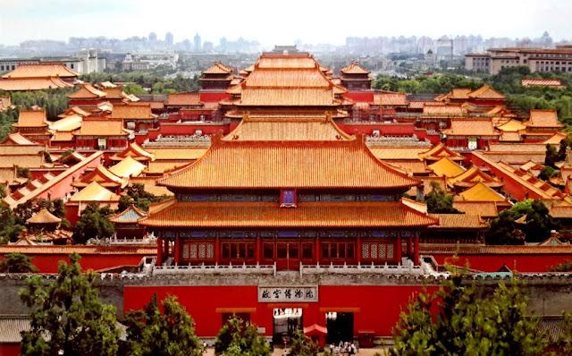 المدينة المحرمة في الصين