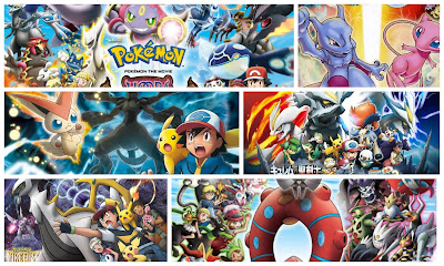 Pokemon All Movies Download In Hindi In 720P