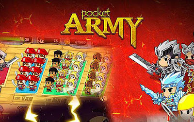 POCKET ARMY MOD APK FOR ANDROID