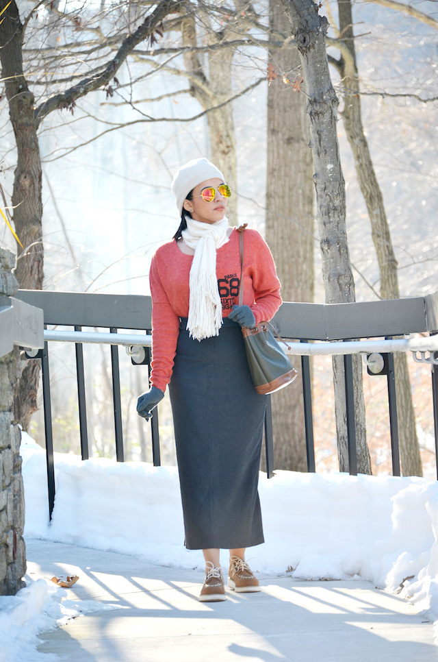Cozy Winter-mariestilo-winter style-look of the day-sporty chic- fashion blogger