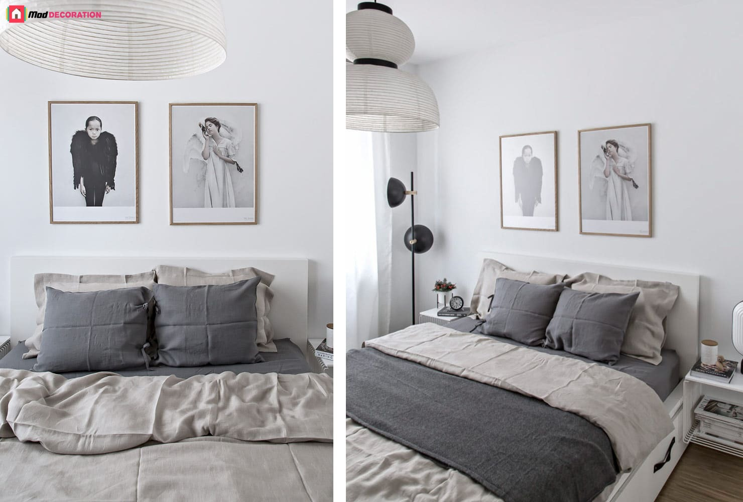 12 Different ways To Decorate A Small Bedroom