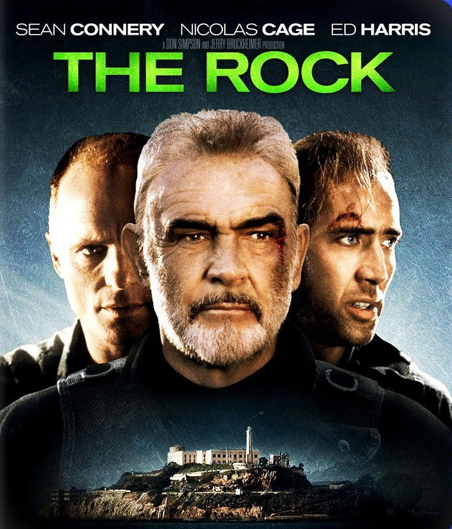 The Rock เดอะร็อค ยึดนรกป้อมทมิฬ [HD][พากย์ไทย]