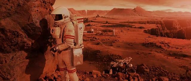 Exploring Mars - Mission to Mars movie image