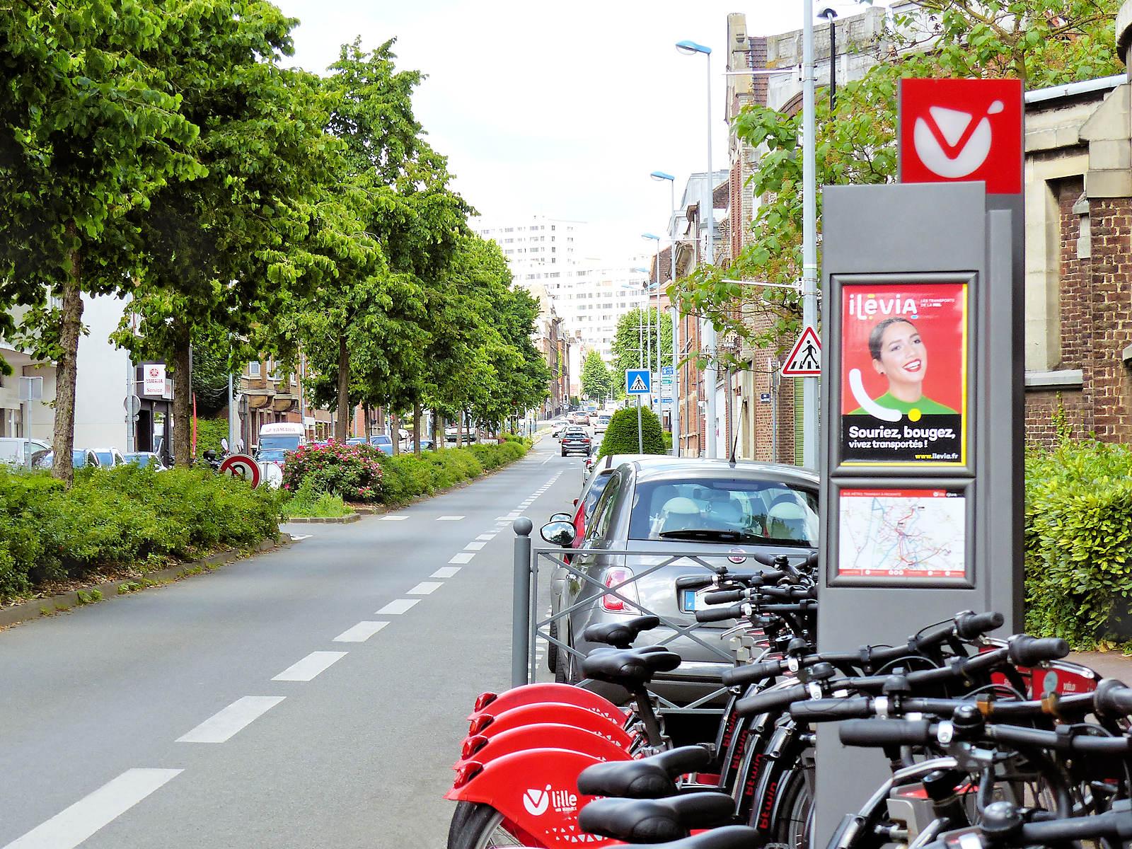 V'Lille Tourcoing - Station Charles Wattinne, Tourcoing