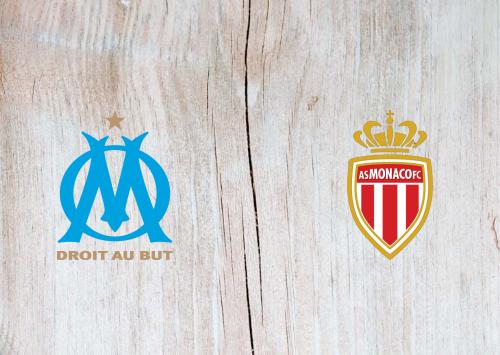 Olympique Marseille vs Monaco -Highlights 12 December 2020