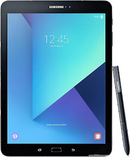 Samsung Galaxy Tab S3 9.7 dengan Stylus