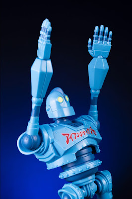 The Iron Giant Soft Vinyl Figure by Unbox Industries x Mondo