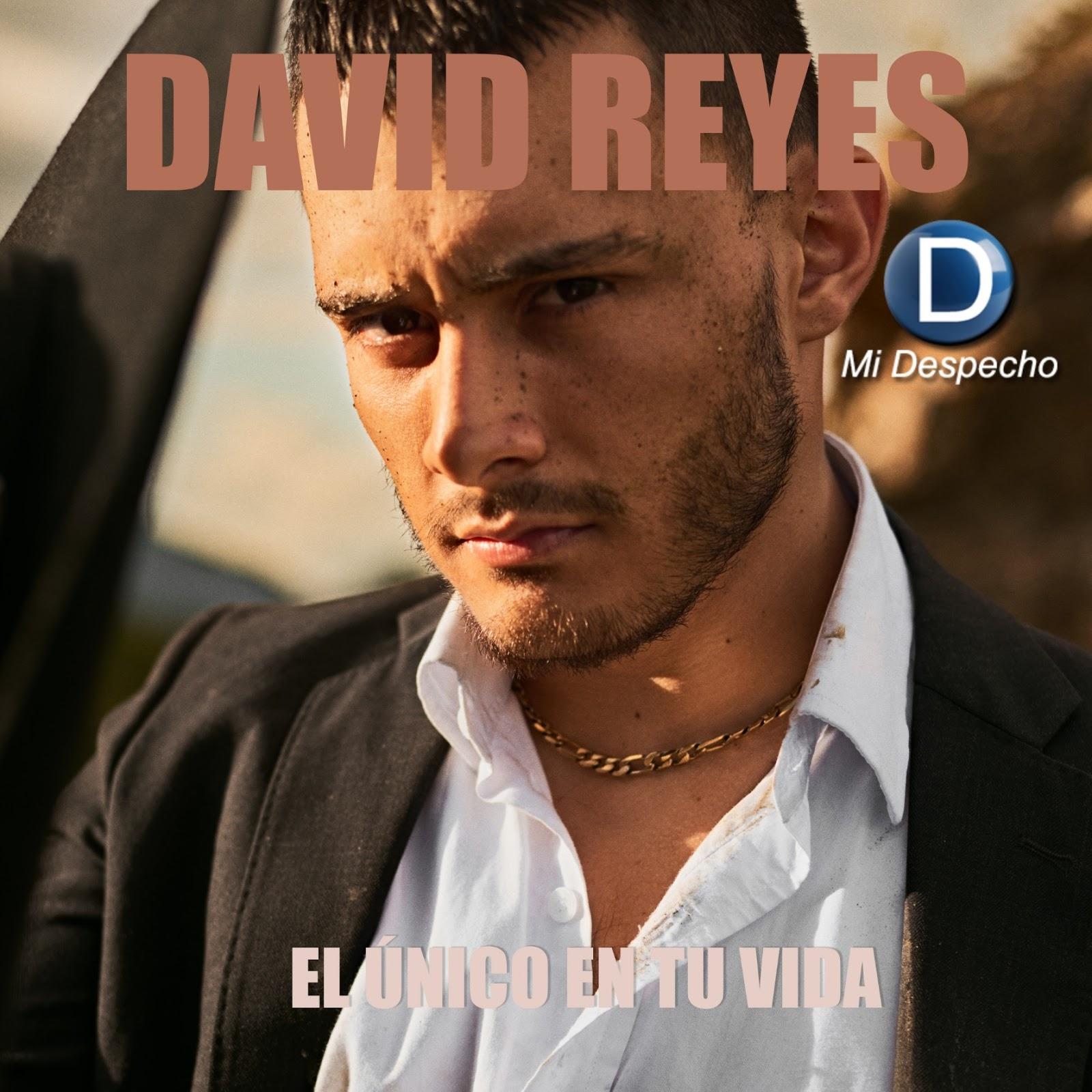 David Reyes El Único En Tu Vida Interior Frontal