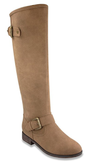 London Fog Niki High Riding Boots $40 (reg $130)!