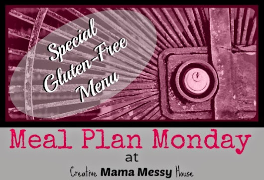 Meal Plan Monday - A Special Week of Gluten-Free Crockpot Meals