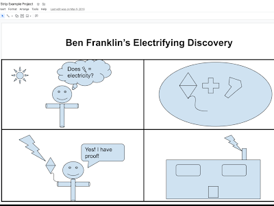 This Is How to Use Google Drawings to Create Educational Comic Strips
