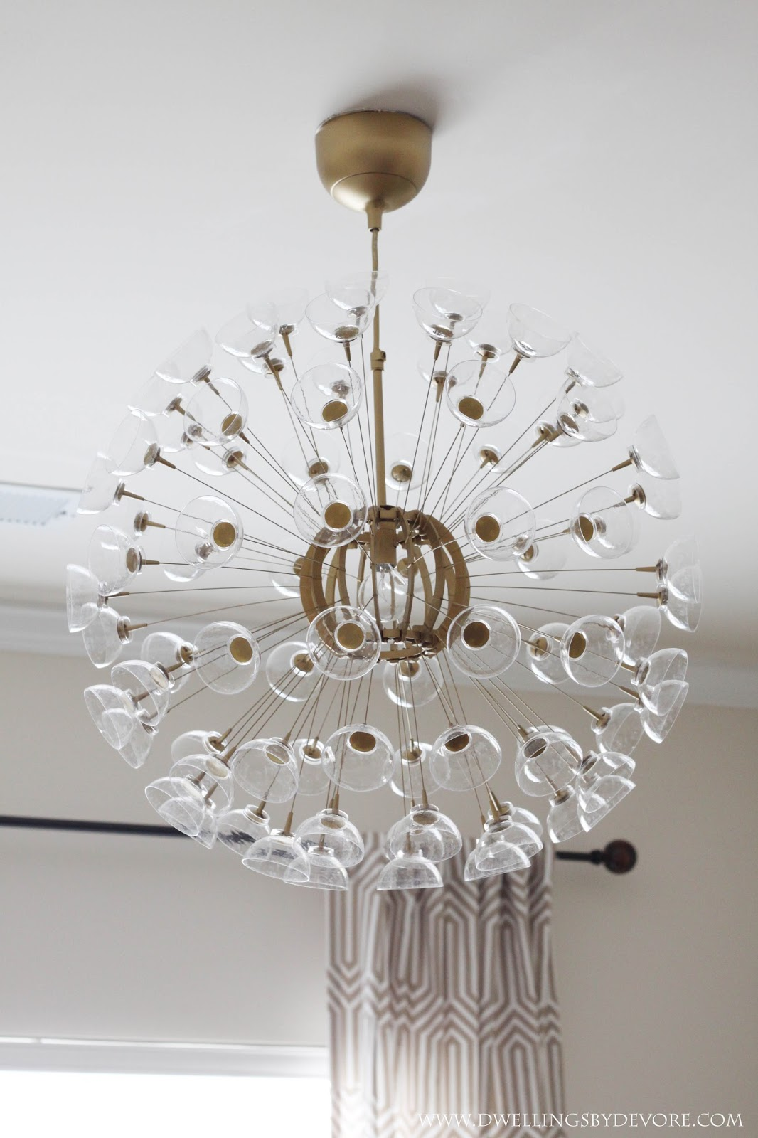Dwellings By Devore Diy Sputnik Chandelier