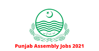 Punjab Provincial Assembly Jobs 2021 Advertisement in Pakistan