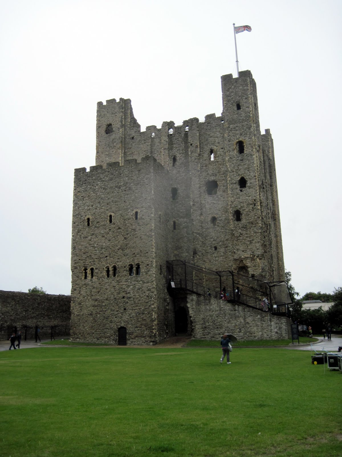 rochester castle england tracy trip toys stuff