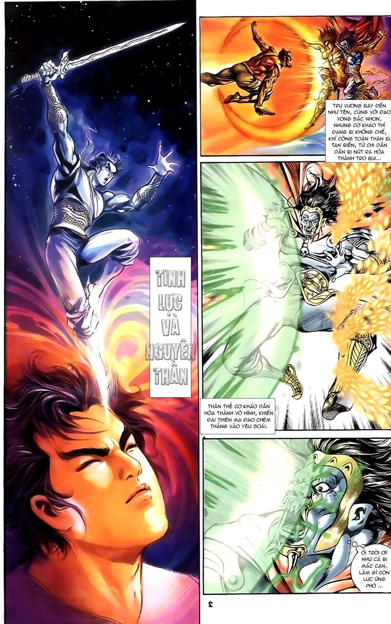 Cơ Phát Khai Chu Bản chapter 148 trang 3