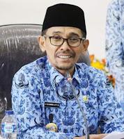<b>Konferensi Pers Perdana, Walikota Bima Siap Realisasikan Visi-Misi LUTFI-FERI</b>