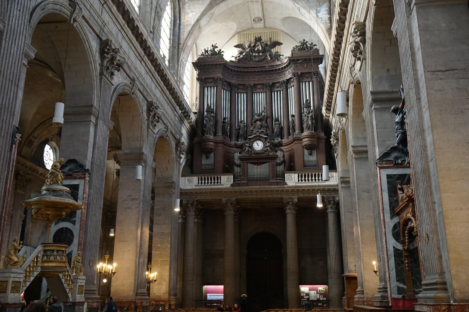 サン=シュルピス教会 (Église Saint-Sulpice)