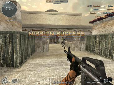 لعبة cross fire بدون تحميل اون لاين