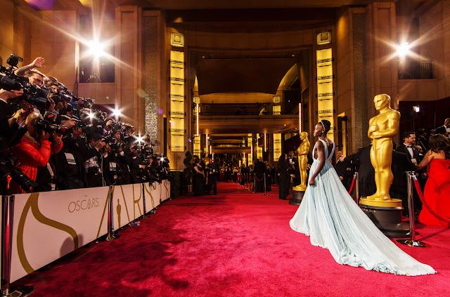 Lupita Niong'o no Oscar