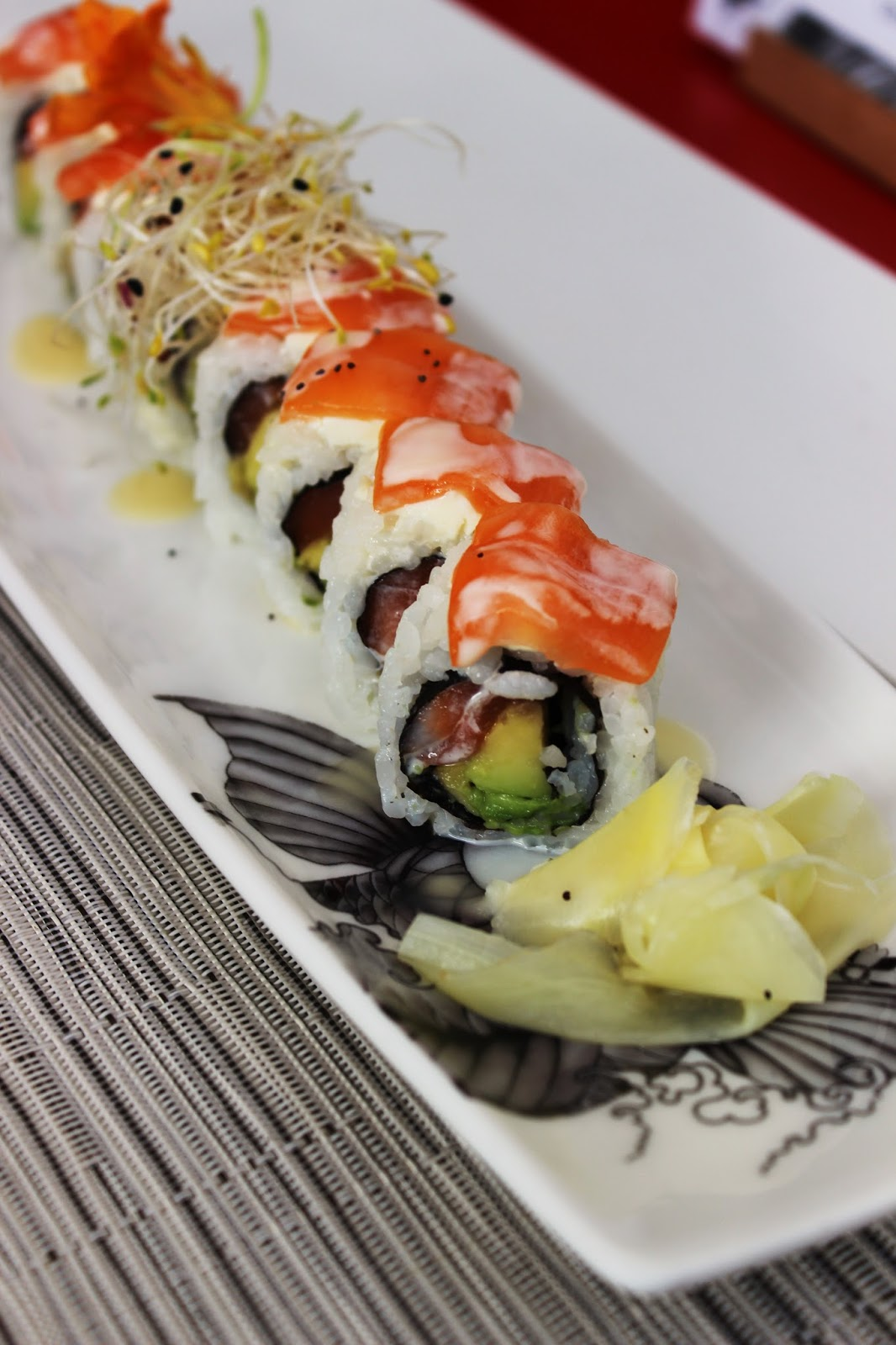 L 39 instant resto ko 13 100 aix en provence for Koi sushi aix en provence