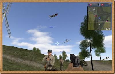 Battlefield 1942 PC Games Gameplay