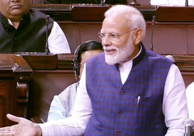 Parliament LIVE Updates:- PM Modi says Rajya Sabha took bold decisions, don't make it secondary