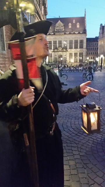 Stadtführung mit dem Nachtwächter in Bremen