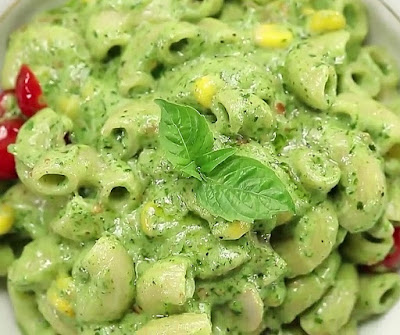 How to make Creamy Pesto Pasta