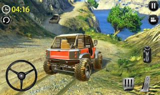 Jeep Mountain Offroad screenshot
