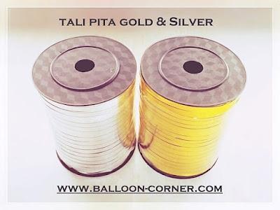 Tali Pita Gold & Silver