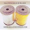 Tali Pita Gold & Silver (Rol Besar)
