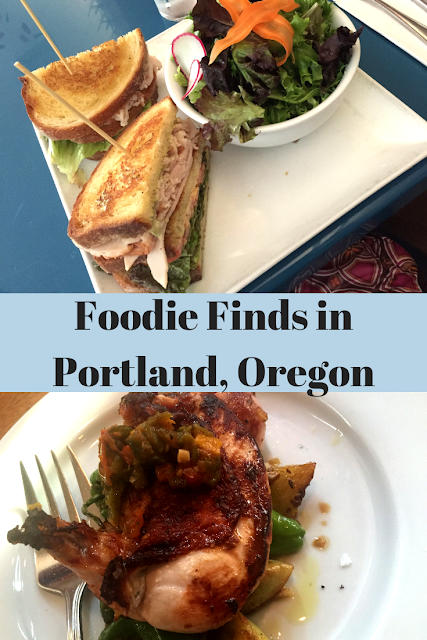 Foodie finds in Portland, Oregon