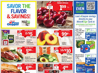 Price Chopper Weekly Flyer August 8 - 14, 2021